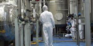 لندن وباريس وبرلين: لإنتاج إيران من اليورانيوم جوانب عسكرية خطيرة