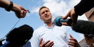 اعتقال المعارض نافالني فور وصوله إلى مطار موسكو