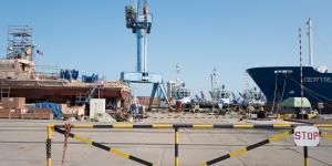 استئناف أنشطة الشحن والملاحة البحرية المصريه مع قطر