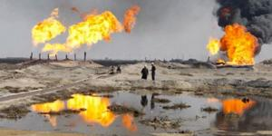 سوريا : 92 مليار دولار خسائر قطاع النفط