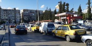 آلية جديدة لتوزيع البنزين في سوريا