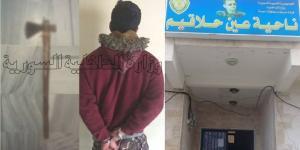 سوريا : شاب يقتل جده لأنه أحرق له حطبه