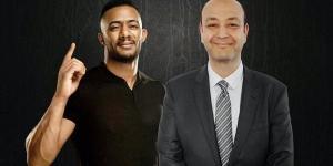 """عمرو أديب لمحمد رمضان: """"لو محدش رباك أنا هربيك"""""""
