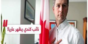 نائب كندي يظهر عاريا في اجتماع عبر الانترنت