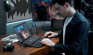 آسوس تعلن عن أجهزة الشاشة المزدوجة ZenBook