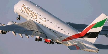 """""""طيران الإمارات"""" تعلق رحلاتها إلى الدنمارك"""