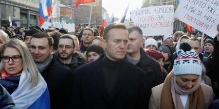 """65 مدينة روسية على موعد مع """"الثورة"""""""