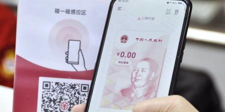 الصين تدرس المدفوعات الرقمية بالتعاون مع الإمارات