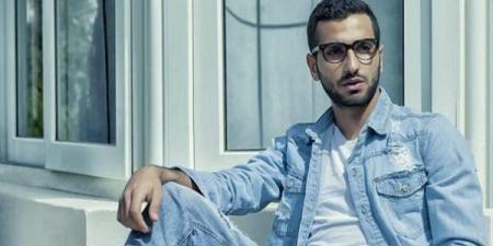 محمد الشرنوبي يكشف للعربية.نت لماذا لا يحب العمل مع زوجته
