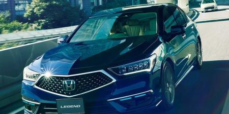 هوندا تبيع سيارة القيادة الذاتية من المستوى الثالث Legend