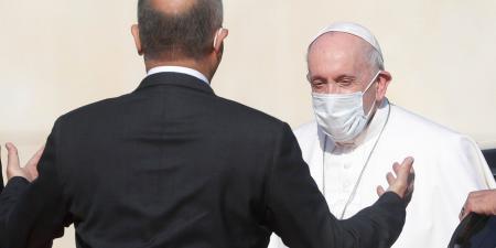 مجلس حكماء المسلمين: زيارة البابا تضمد جراح العراق