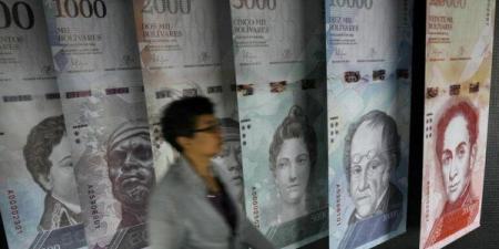 فنزويلا.. ورقة نقدية بستة أصفار قيمتها أقل من دولار