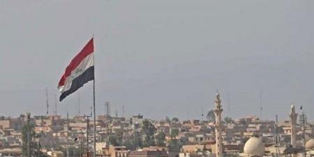 قصف صاروخي على قاعدة عراقية