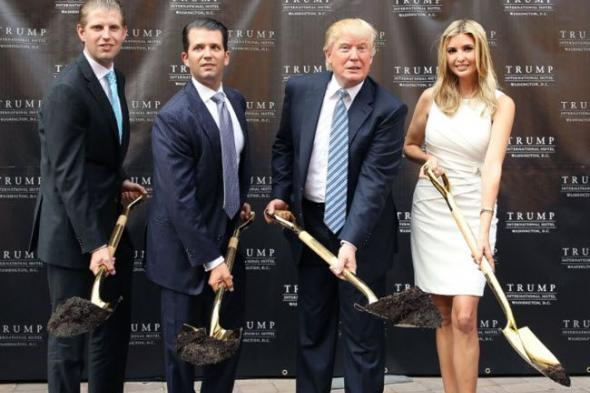 """مدينة نيويورك تنهي عقودها مع """"مؤسسة ترامب"""""""