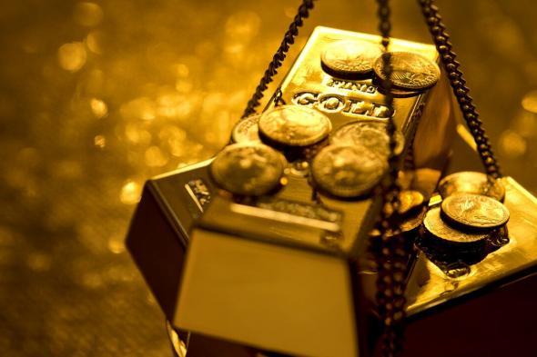 ارتفاع اسعار الذهب بفضل آمال التحفيز الأمريكي