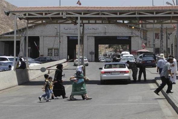 سوريا.. رفع رسوم سيارات النقل الخارجي