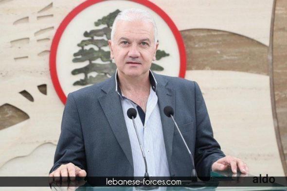 كرم: لا خلاف استراتيجياً بين جعجع والحريري